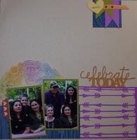 Celebrate Today- SBC Mood Board