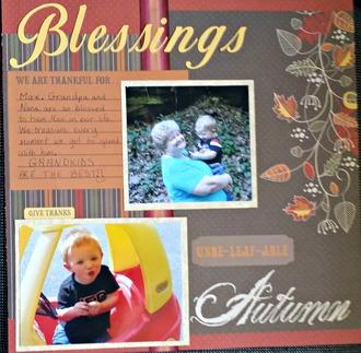 Bountiful Blessings 2 2015