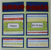 Birthday Neverending Card