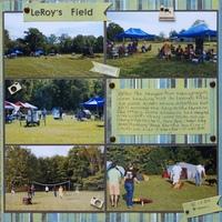 Leroy's Field