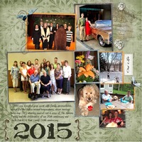 2015 - A Year in Review