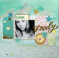 Lovely - November Guest Designer #1