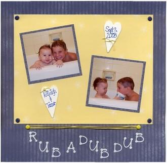 7/10 Product Challenge-Rub A Dub