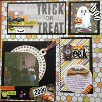 trick or treat (Dec. 2015 Manufacturer Challenge)