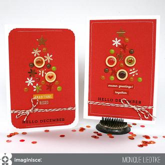 Christmas Cards - Imaginisce