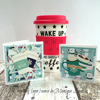 Coffee Cards - Pebbles