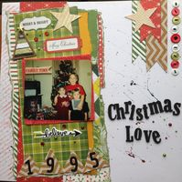 Christmas Love (Dec. 2015 3 In A Row Challenge)