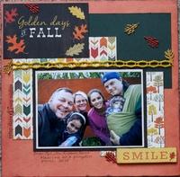 Golden Days of Fall