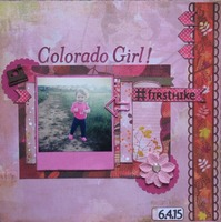 Colorado Girl! (#firsthike)
