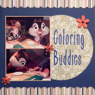 Coloring Buddies
