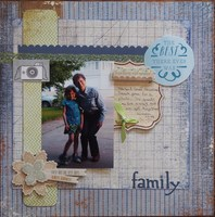 Family/ Jan. Layout #6