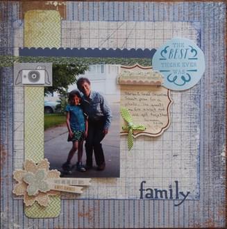 Family/ Jan. Layout #6