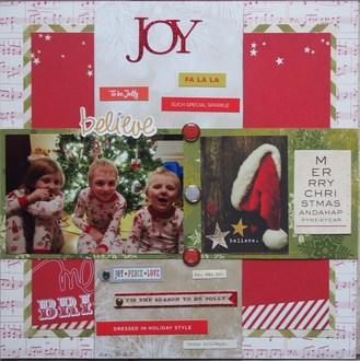 JOY/ Jan layout #10