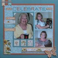 Celebrate - August 2015