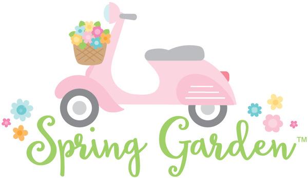 Spring Garden Doodlebug