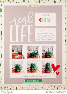 real life...for Elle's Studio January 2016