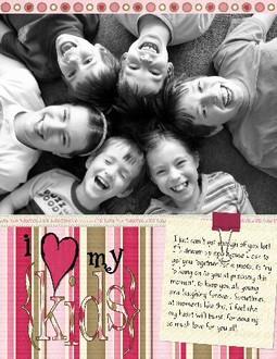 I {heart} my kids
