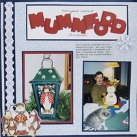 Everyone Loves a Mummford Christmas!