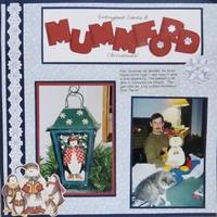 Everyone Loves a Mummford Christmas!