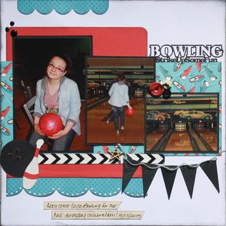 Bowling Strike Up Some Fun