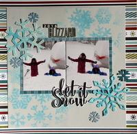2016 blizzard- let it snow