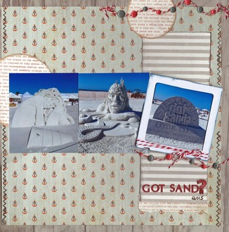 Got Sand?