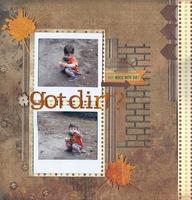 #Got Dirt?