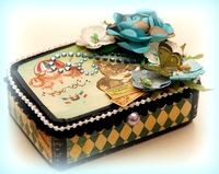 Altered Gift Box