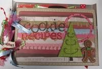 Cookie Recipes Book - Make n Take