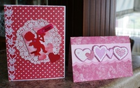 Valentine cards group 1