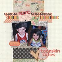 :: 'Coonskin Cuties ::