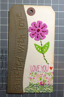 Stitched With LoveTag/Card