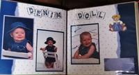 Denim Doll