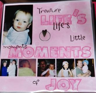 Treasure Life's Little Moments of Joy