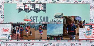 Set Sail for Adventure (process video link)