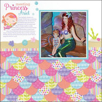 Doodlebug - Under The Sea Layout