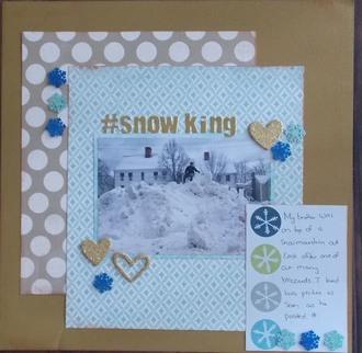 Snow King