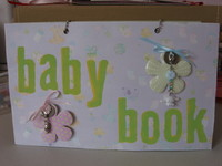 Baby Announcement Book