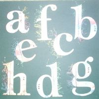 Altered Monograms 2nd set