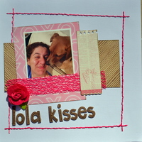 lola kisses