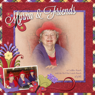 Myrna & Friends