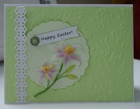 Easter Card #1