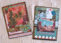 Tropical Cards 4