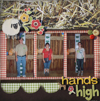 Hands High Conner Prairie