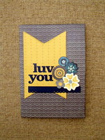 Luv You (March card)