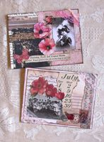Note Cards Vintage Women 1