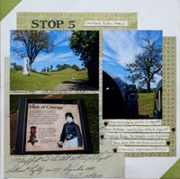 Stop 5 Stockade Redan Attack
