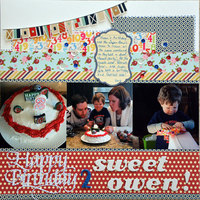 Happy Birthday 2 Sweet Owen!