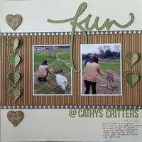 Fun @ Cathy's Critters
