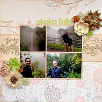 Akaka Falls (March Scraplift GD & 3 in a Row)